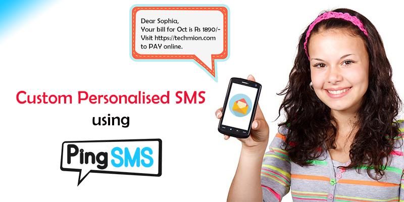 custom-sms
